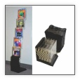 Foldable Literature Stand